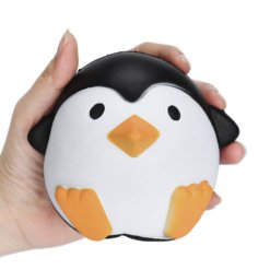 Squidgy Penguin Stress Toy