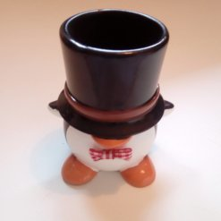 Top Hat Penguin Tumbler