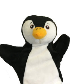 Little Penguin Puppet
