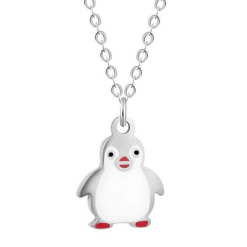 Little Penguin Charm Necklace