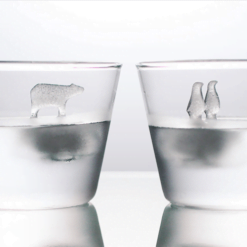 Penguin & Polar Bear Ice Cube Mould
