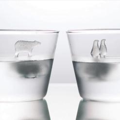 Penguin & Polar Bear Ice Cube Mould