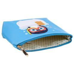 Penguin Toiletry Makeup Wash Bag