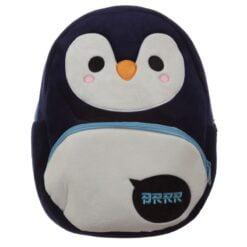 Soft Penguin Plush Rucksack Backpack